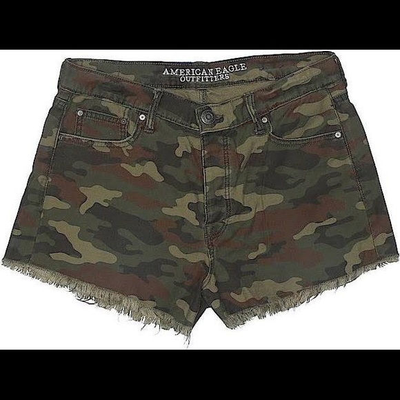 American Eagle Outfitters Pants - Army Shorts